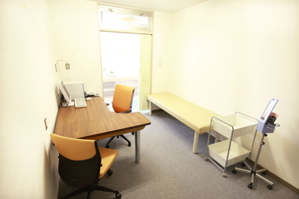 診察室(2部屋)